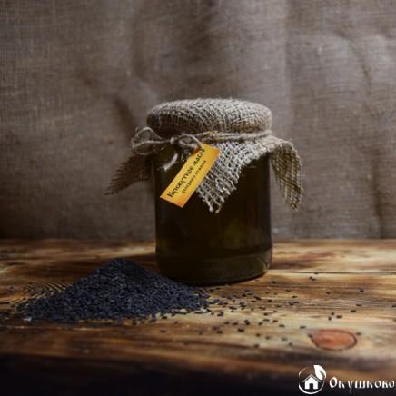 Кунжутное масло (черный кунжут)
