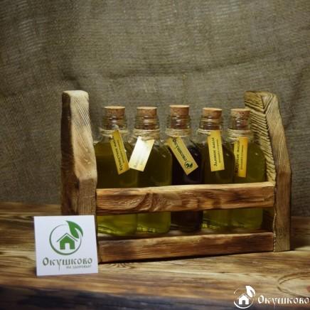 Кунжутное масло (черный кунжут) купить
