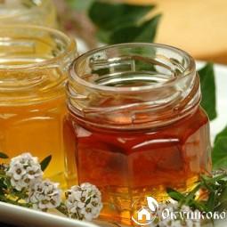 Лесной мед (откаченный)