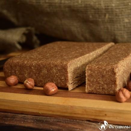 Домашняя медовая халва из лесного ореха