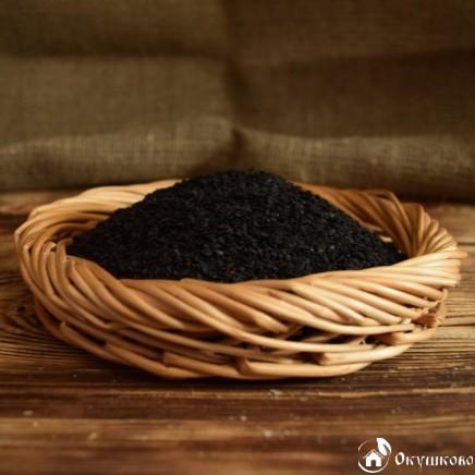 Жмых кунжутной семечки (черной) купить