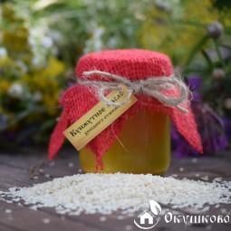 Кунжутное масло (белый кунжут)