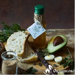Горчичное масло (желтая горчица)