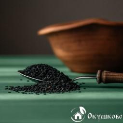 Семена черного кунжута (Индия)