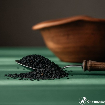 Семена черного кунжута (Индия) купить