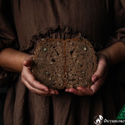 Хлеб Семечка (пшенично-ржаной) купить