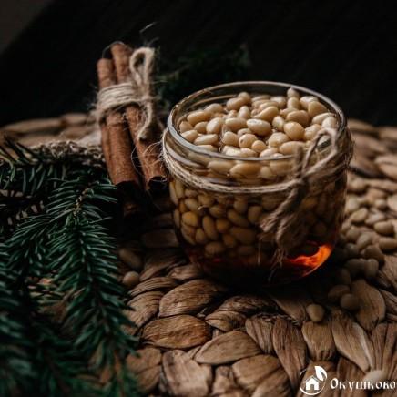 Натуральный мед с кедровым орехом (150 г)
