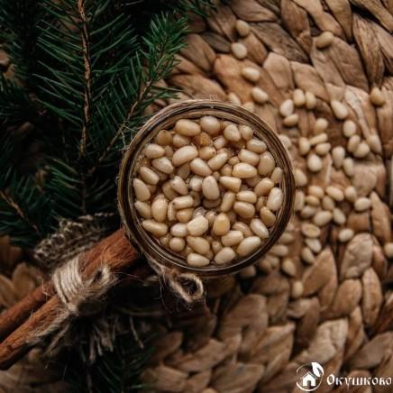 Натуральный мед с кедровым орехом (150 г) купить