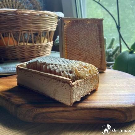 Натуральный мёд (в сотах)