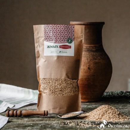 Семена бурого (белый, нешлифованный) кунжута (Индия)